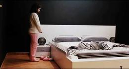 La cama que se hace sola