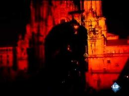 La catedral de Santiago se 'derrumba'
