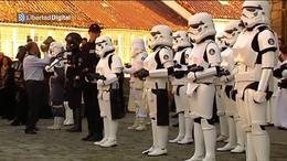 Los soldados imperiales de 'Star Wars' invaden Santiago