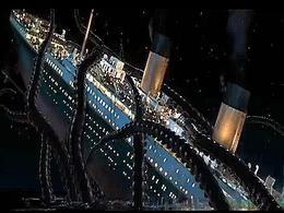 Titanic en súper 3D