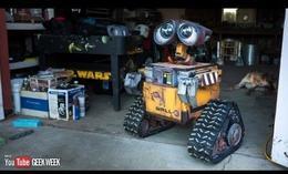 Wall-E se hace realidad