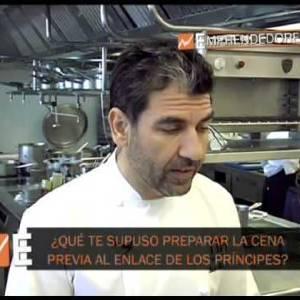 Entrevista a paco roncero jefe de cocina del casino de - Trabajo de jefe de cocina ...