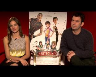Andrés Arconada entrevista a Michelle Jenner y Arturo Valls