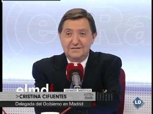 Federico entrevista a Cristina Cifuentes