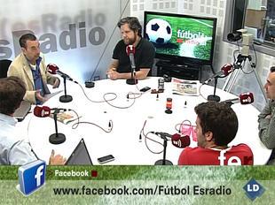 Fútbol esRadio: El Madrid vuelve a dejarse dos puntos en casa