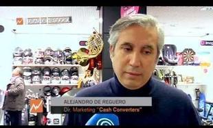 Ideas de negocio: El éxito de Cash Converters en España