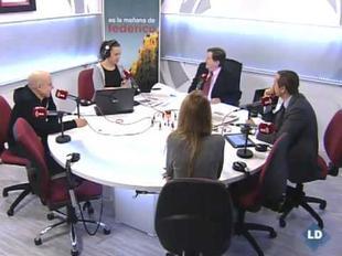 Los contratos de Amy Martin con el PSOE - Tertulia política
