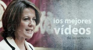 Los mejores vídeos: PSN se alía con Bildu, dedazo de Rajoy y Valenciano a las europeas