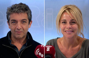 Belén Rueda y Ricardo Darín presentan 'Séptimo'
