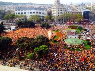 Tertulia de Federico: El 12-O en Cataluña