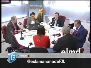 Tertulia de Federico: Hacienda no acusa a la infanta de fraude fiscal