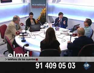 Tertulia de Federico: ¿Por qué España sigue en el ojo del huracán?