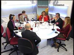 """Tertulia de Federico: Rajoy """"satisfecho"""" con la reforma laboral"""