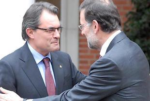 Tertulia de Federico: Reunión secreta Rajoy-Mas