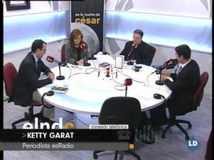 Tertulia política de Cesar. Elecciones en Andalucía