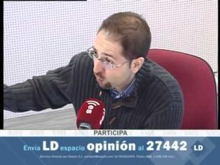 Tertulia política de Cesar. Hacienda, sobre el nuevo déficit