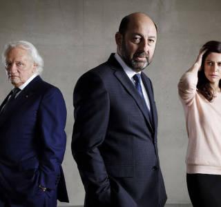 Seriemente: 'Secretos de Estado', el lujoso thriller político de Telecinco