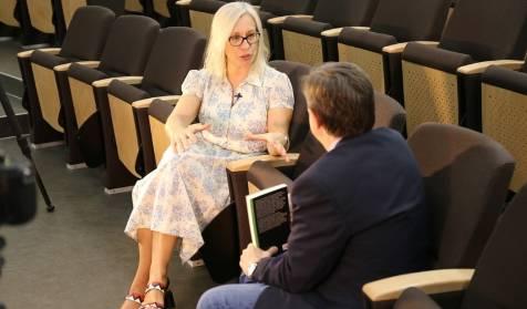 Federico Jiménez Losantos entrevista a Mira Milosevich