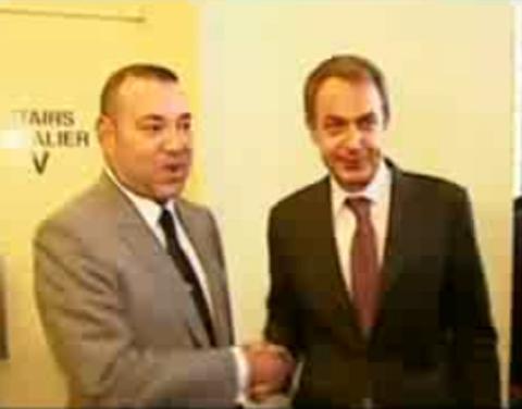 ¿Cuánto mide Mohamed VI? - Altura - Real height Zapatero-a-mohamed-vi-la-foto-es-lo-mas-importante-6012630